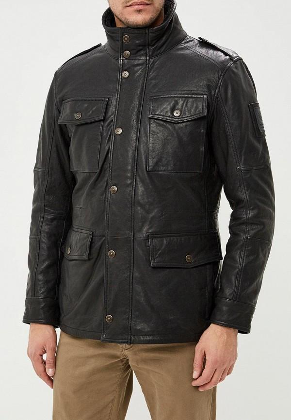 Куртка кожаная Strellson Strellson ST004EMBUQS1 куртка утепленная strellson strellson st004emwdw42