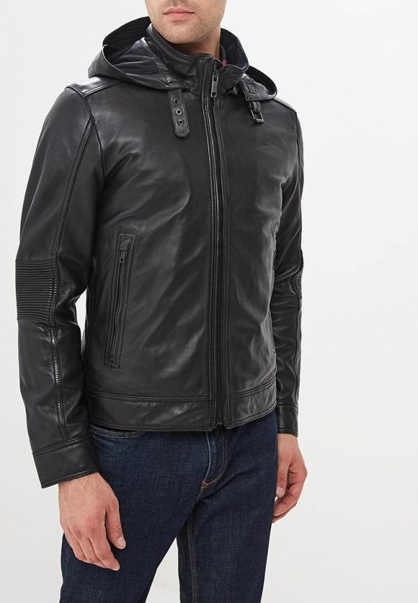 Куртка кожаная Strellson Strellson ST004EMBUQS3 шорты strellson strellson st004emrpu40
