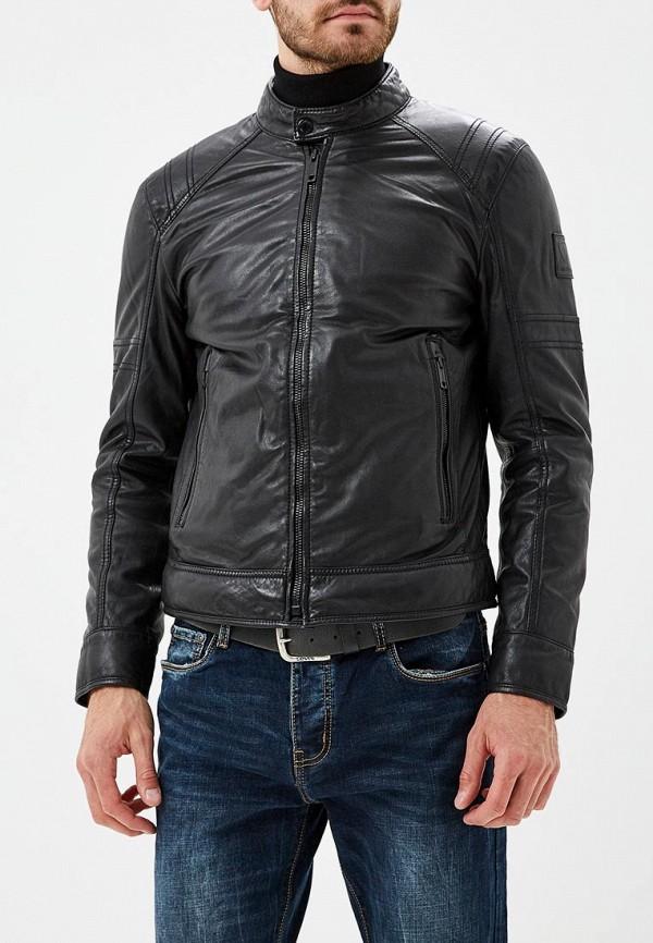 Куртка кожаная Strellson Strellson ST004EMBUQS4 куртка утепленная strellson strellson st004emwdw33