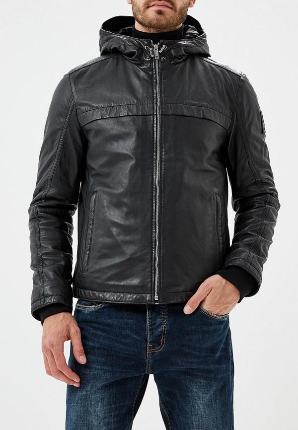 Куртка кожаная Strellson Strellson ST004EMBUQT0 шорты strellson strellson st004emrpu40