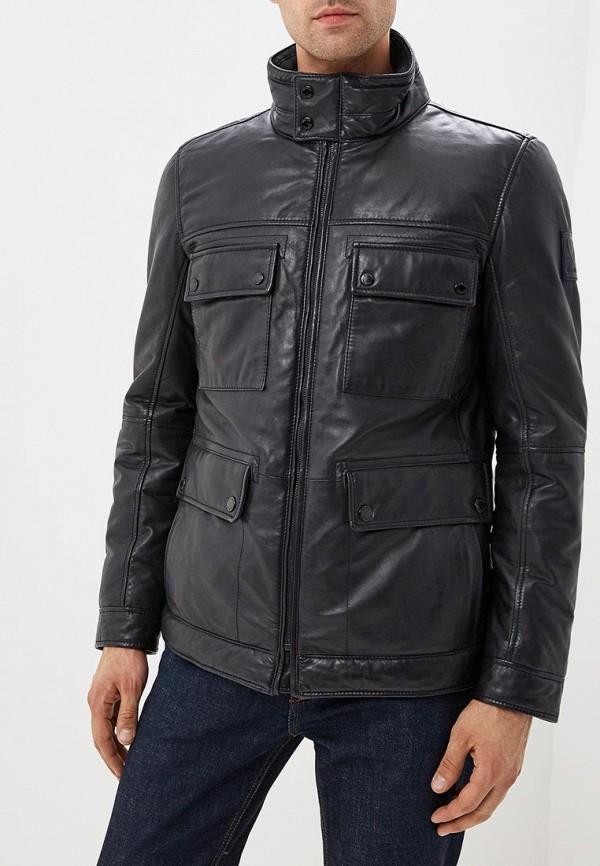 Куртка кожаная Strellson Strellson ST004EMBUQT1