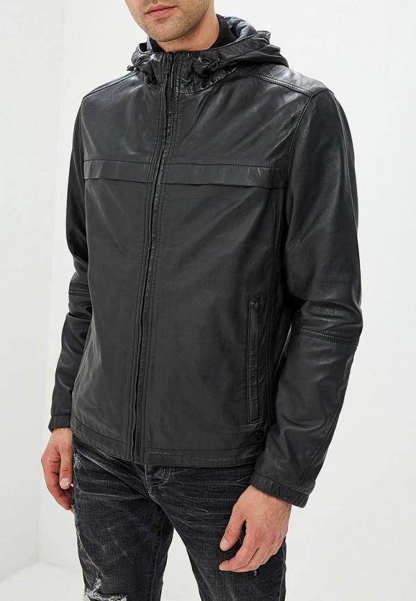 Куртка кожаная Strellson Strellson ST004EMBUQT2 куртка утепленная strellson strellson st004emwdw33