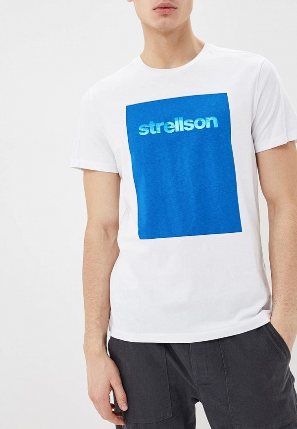 Футболка Strellson Strellson ST004EMDVLE6 цены