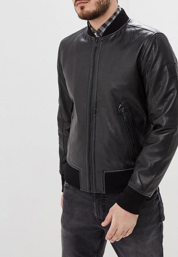 Куртка кожаная Strellson Strellson ST004EMEJWU4 шорты strellson strellson st004emrpu40