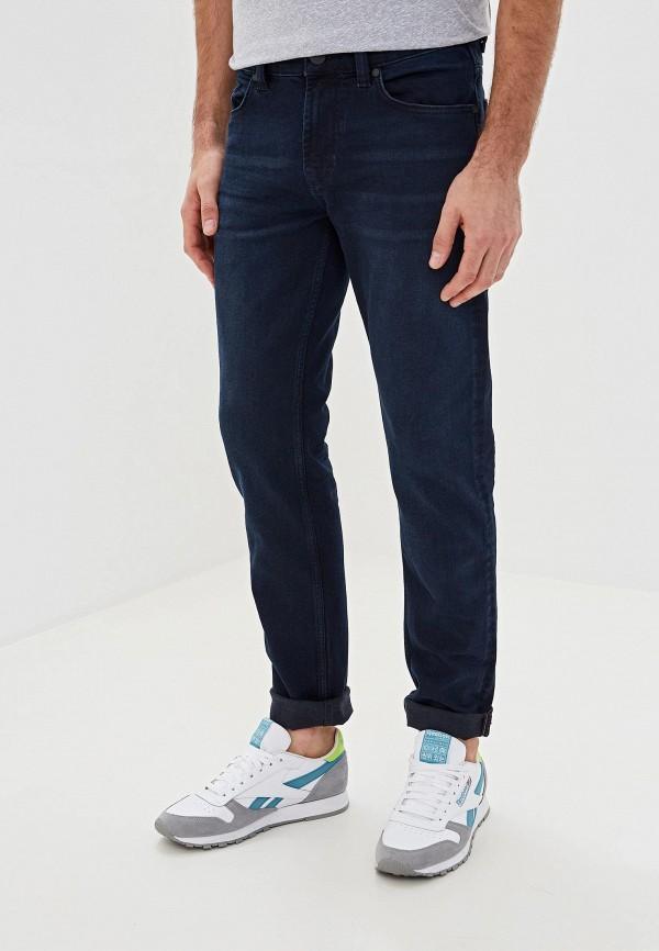 мужские джинсы strellson, синие