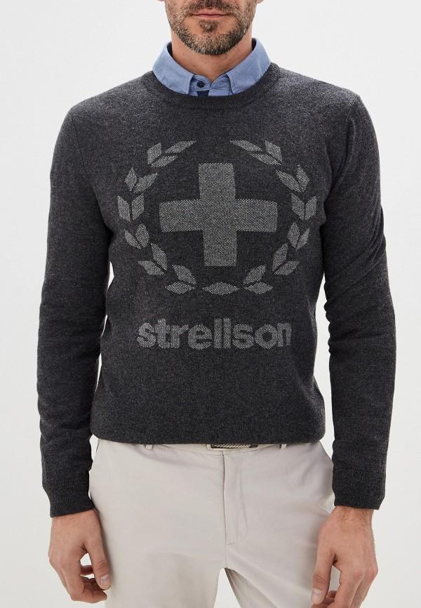 Джемпер Strellson Strellson ST004EMFHAW2 джемпер strellson