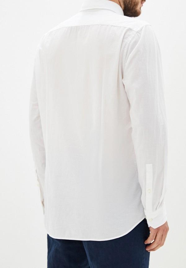 Фото 3 - мужскую рубашку Strellson белого цвета