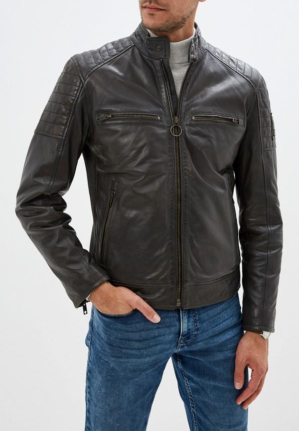 Куртка кожаная Strellson Strellson ST004EMGHJI4 цена и фото