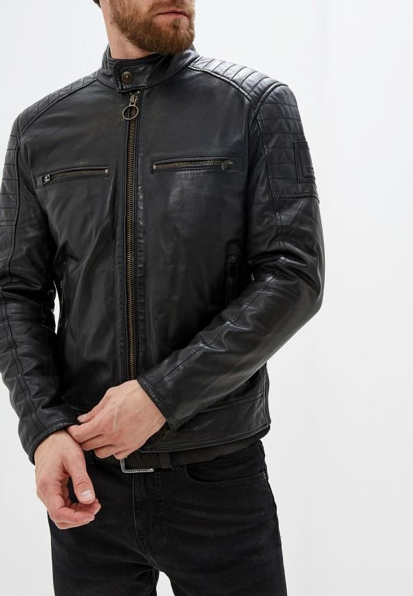 Куртка кожаная Strellson Strellson ST004EMGHJI5 цена и фото