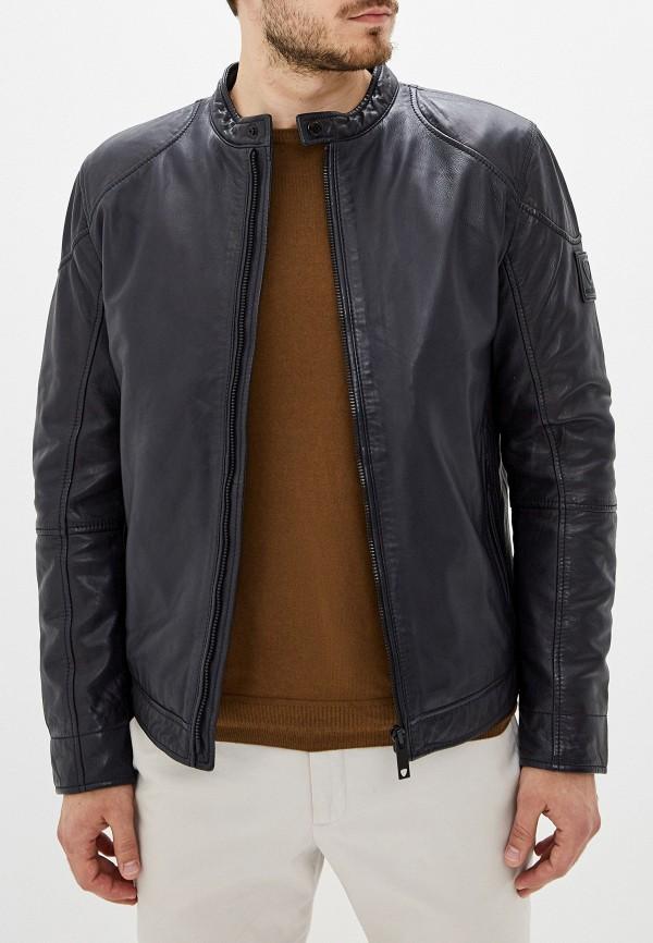 Куртка кожаная Strellson Strellson ST004EMGHJI7 цена и фото