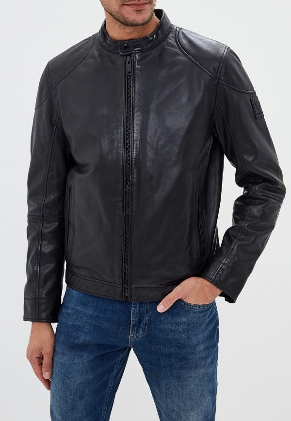 Куртка кожаная Strellson Strellson ST004EMGHJI9 цена и фото
