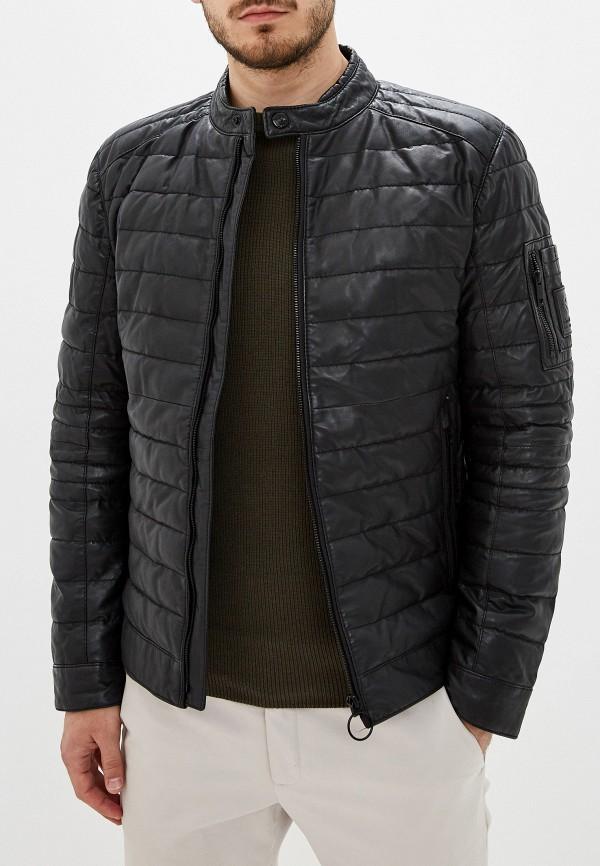 Куртка кожаная Strellson Strellson ST004EMGHJJ0 перчатки strellson