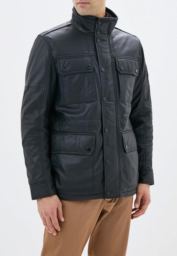 купить Куртка кожаная Strellson Strellson ST004EMGHJJ2 дешево