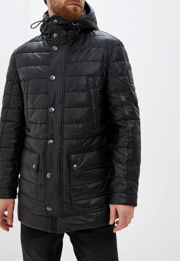 Куртка кожаная Strellson Strellson ST004EMGHJJ3 цена и фото