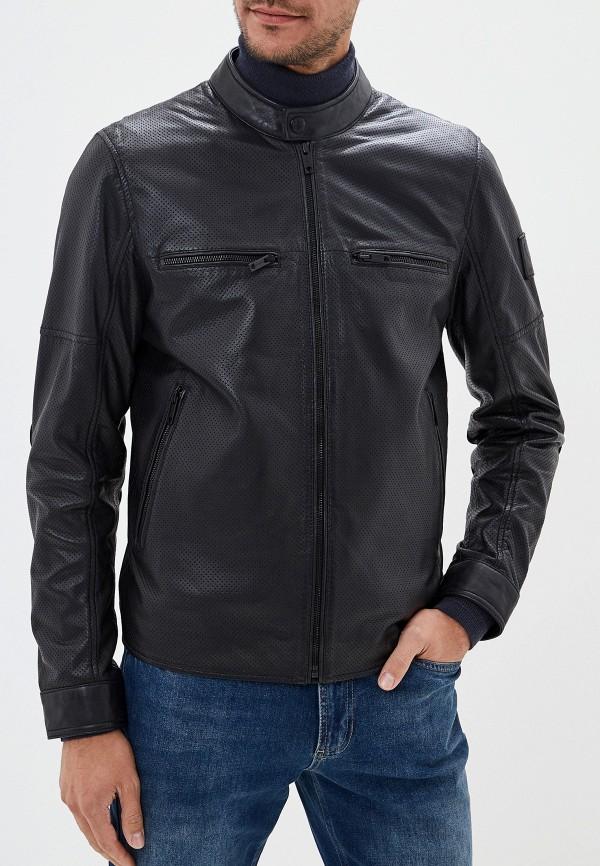 Куртка кожаная Strellson Strellson ST004EMGHJS1 цена