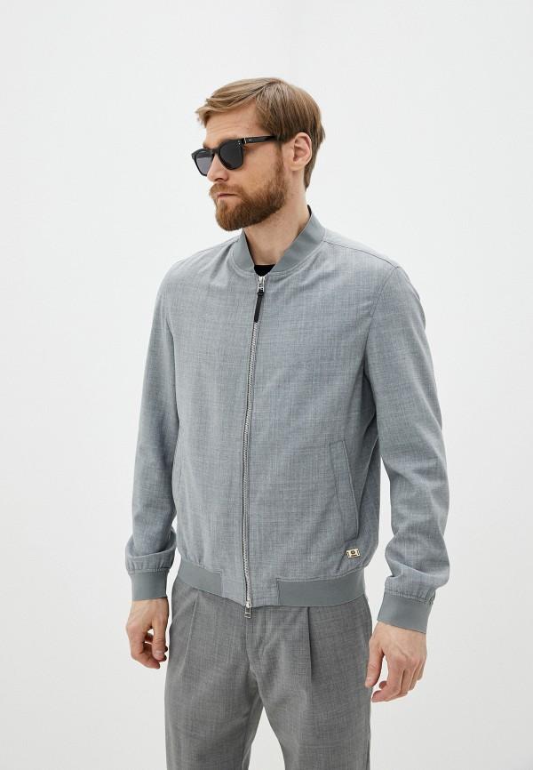 мужская легкие куртка strellson, серая