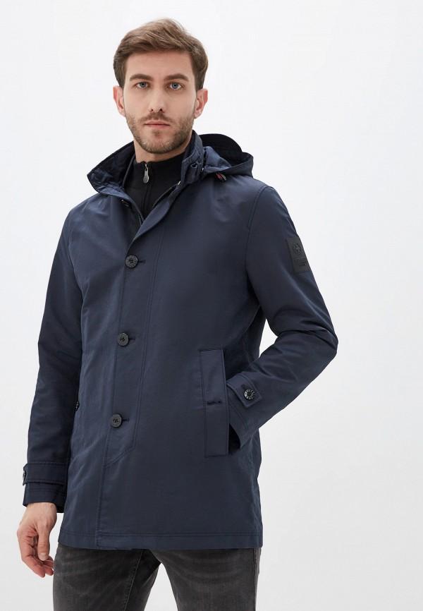 мужская легкие куртка strellson, синяя