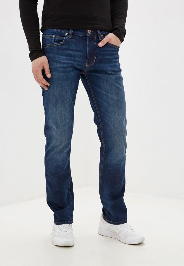 мужские прямые джинсы strellson, синие