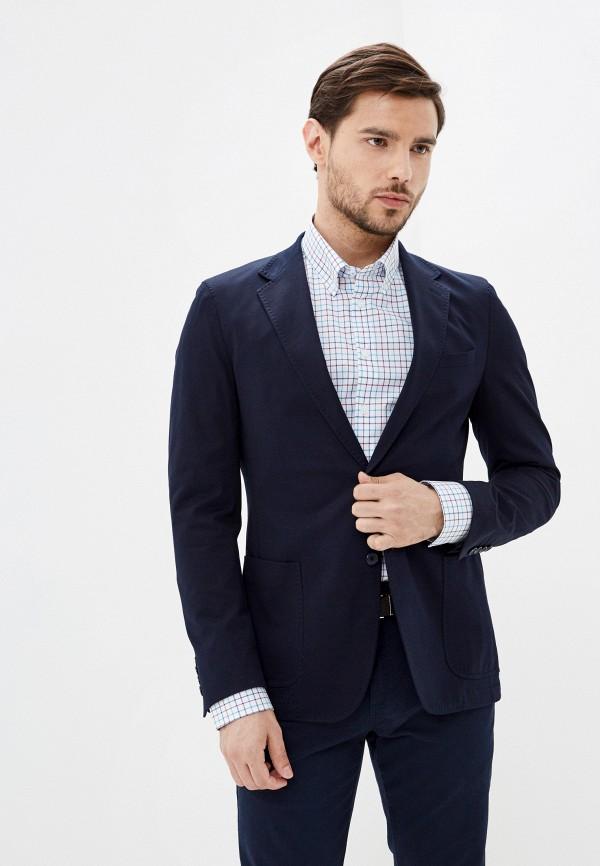 мужской пиджак strellson, черный