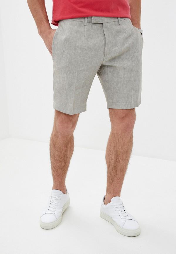 мужские повседневные шорты strellson, бежевые
