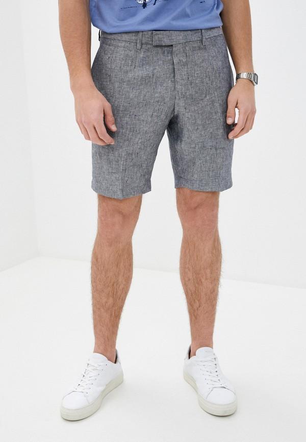 мужские повседневные шорты strellson, синие