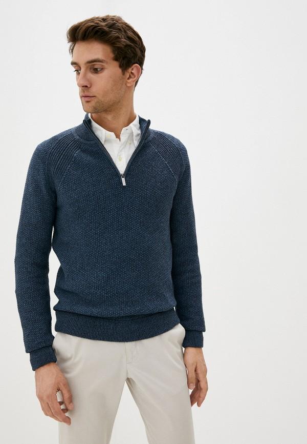 мужской свитер strellson, синий