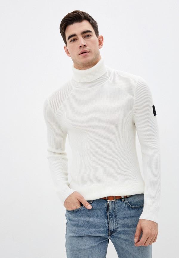 мужской свитер strellson, белый