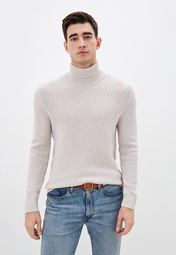 мужской свитер strellson, бежевый