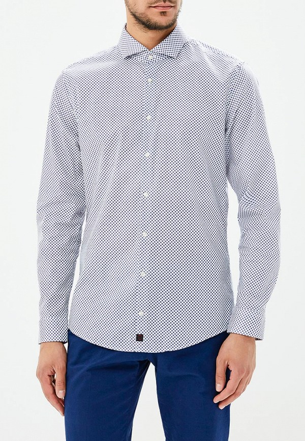 Купить Рубашка Strellson, ST004EMZJL27, белый, Весна-лето 2018