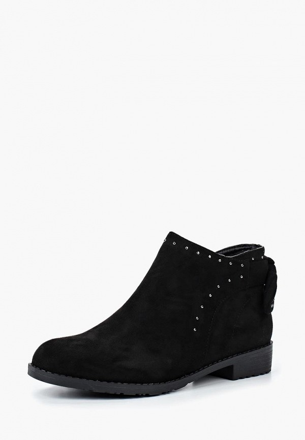 Купить Ботинки Stephan, ST031AWCAOK1, черный, Осень-зима 2018/2019