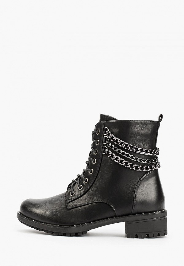 женские высокие ботинки stephan, черные