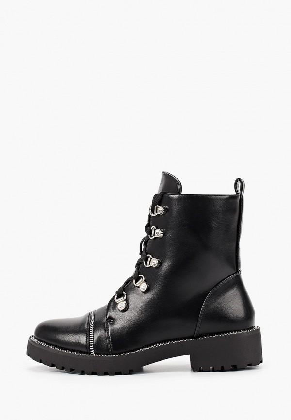 Фото - женские ботинки и полуботинки Stephan черного цвета