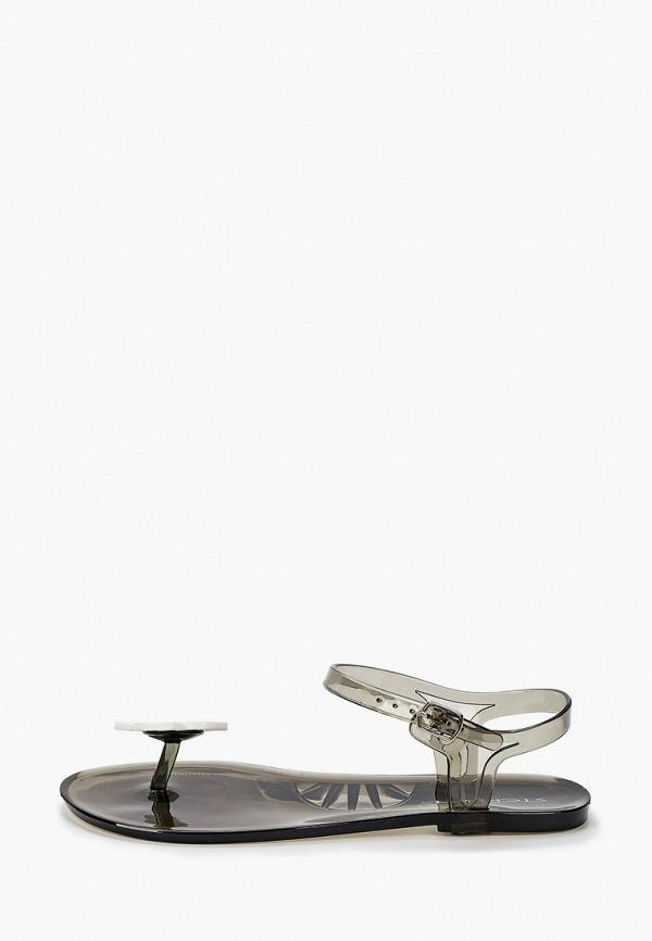 женские сандалии stephan, черные