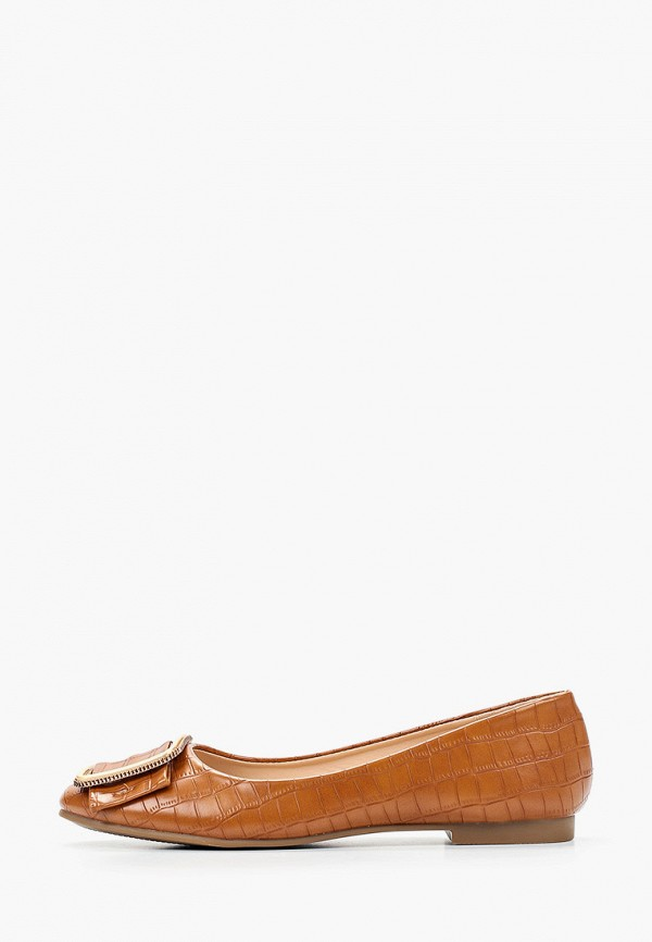 женские туфли stephan, коричневые