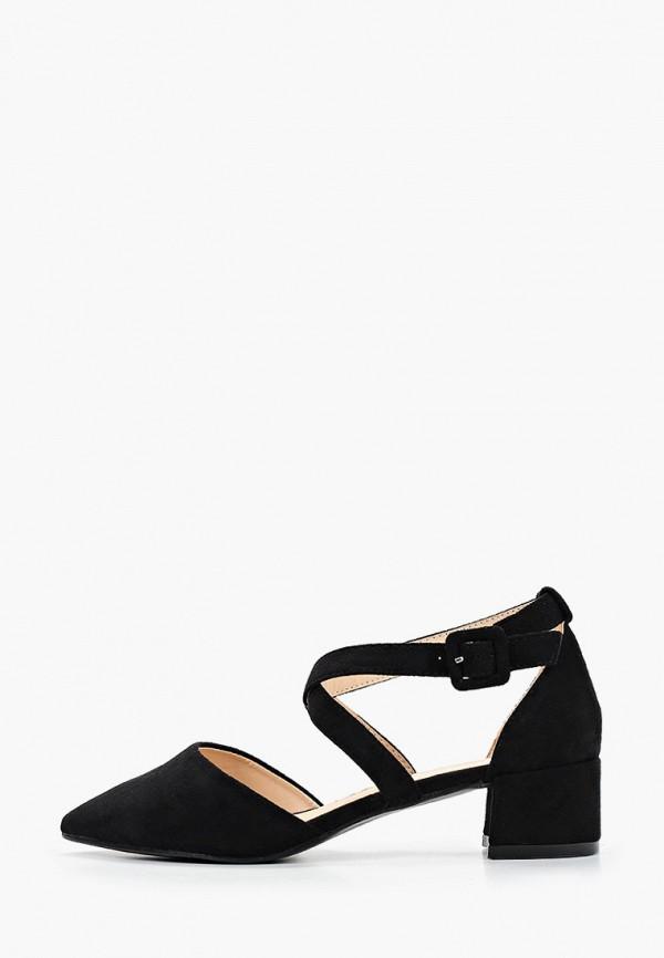 женские туфли stephan, черные
