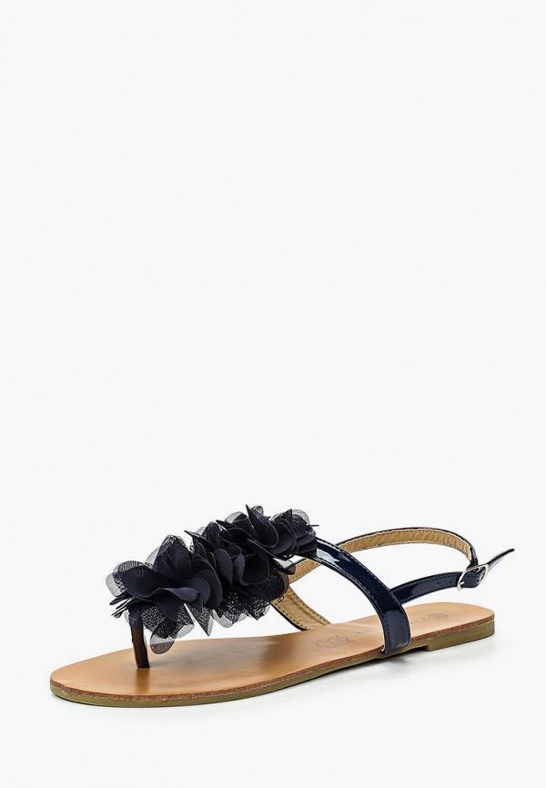 Фото - женские сандали Stephan синего цвета