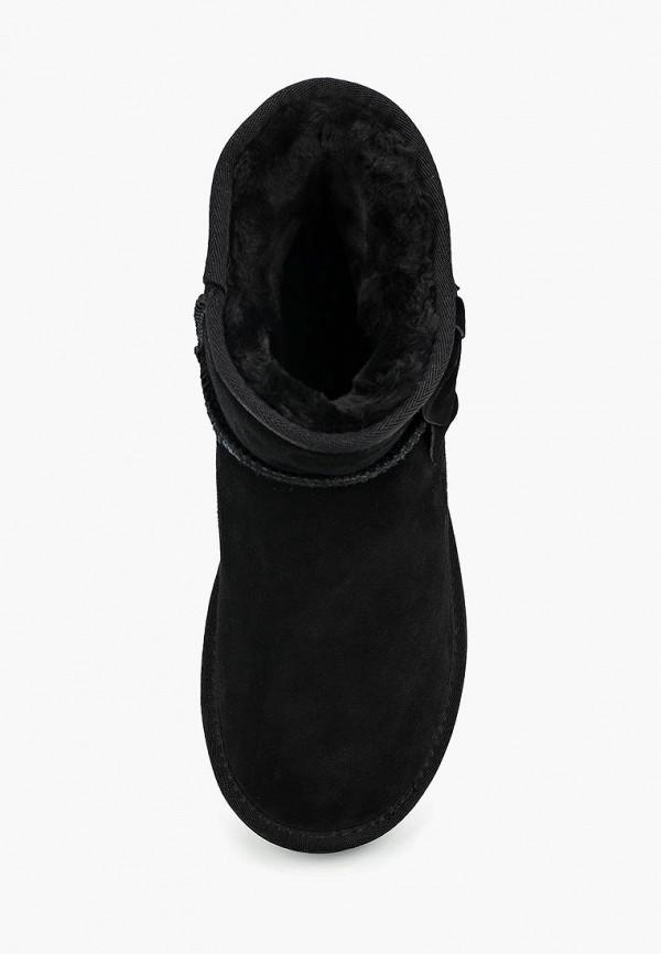 Фото 9 - Полусапоги Stephan черного цвета