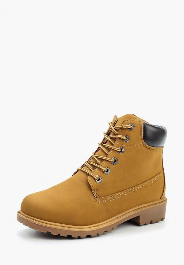 Купить Ботинки Stephan, st031awxwj11, коричневый, Осень-зима 2018/2019
