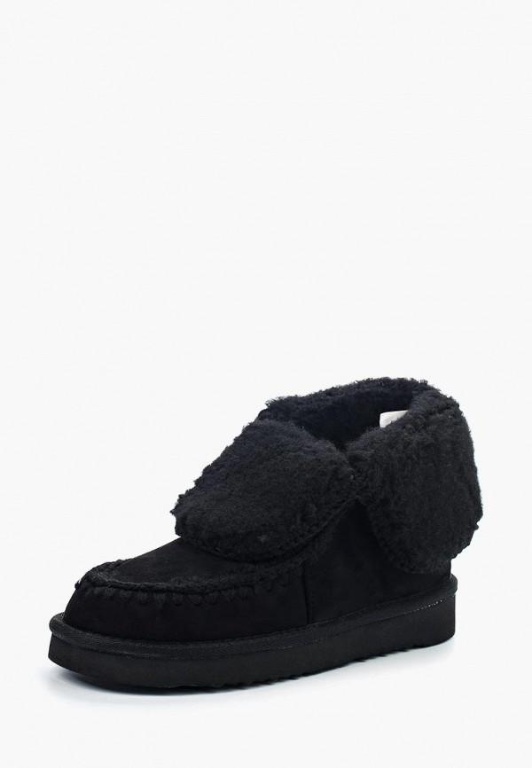 Купить Ботинки Stephan, st031awyqu55, черный, Осень-зима 2017/2018