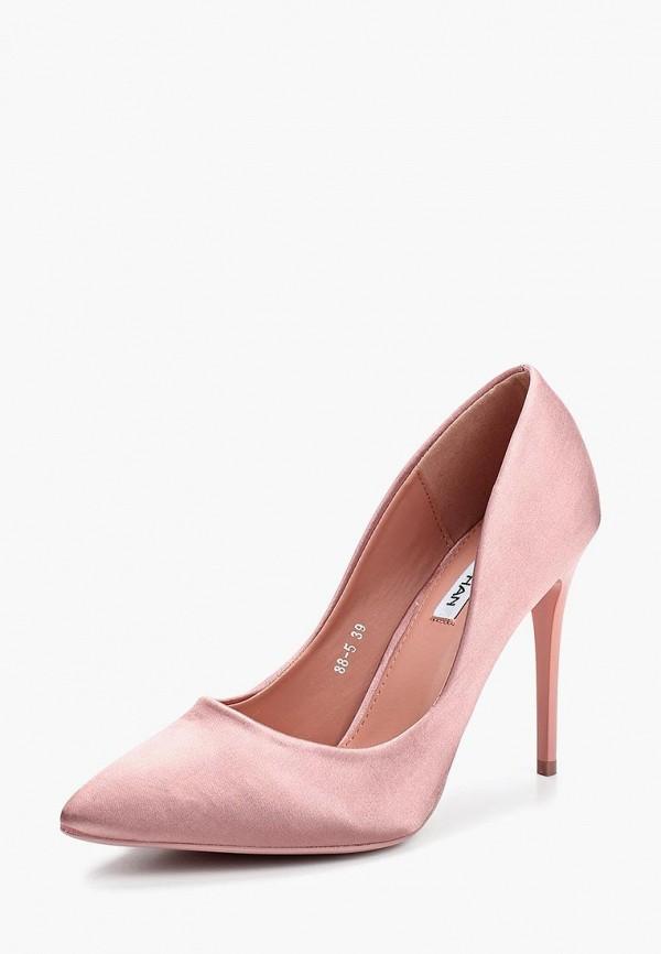 Фото 10 - женские туфли Stephan розового цвета