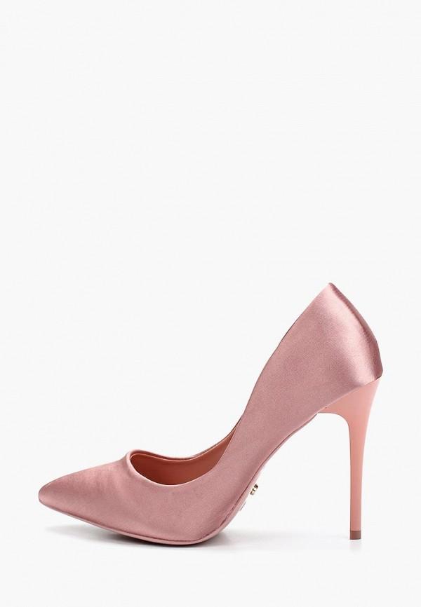 женские туфли stephan, розовые