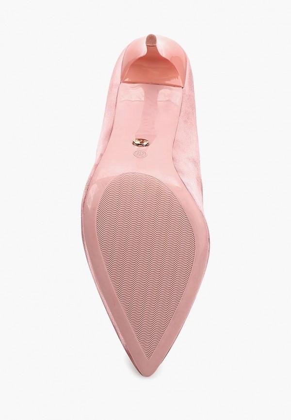 Фото 12 - женские туфли Stephan розового цвета