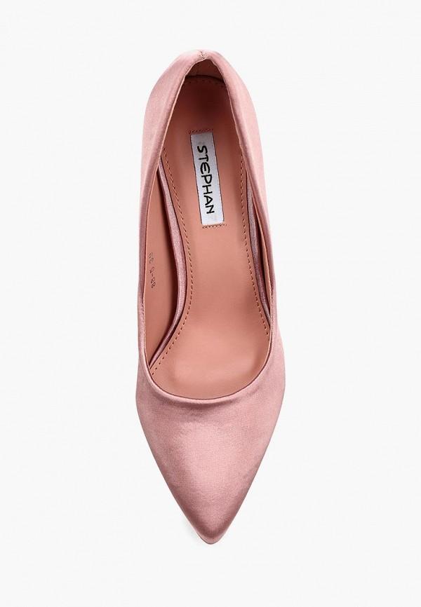 Фото 13 - женские туфли Stephan розового цвета