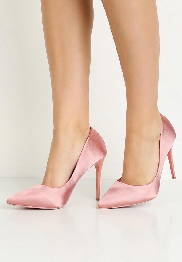 Фото 14 - женские туфли Stephan розового цвета