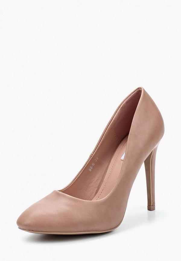 Фото 7 - женские туфли Stephan розового цвета