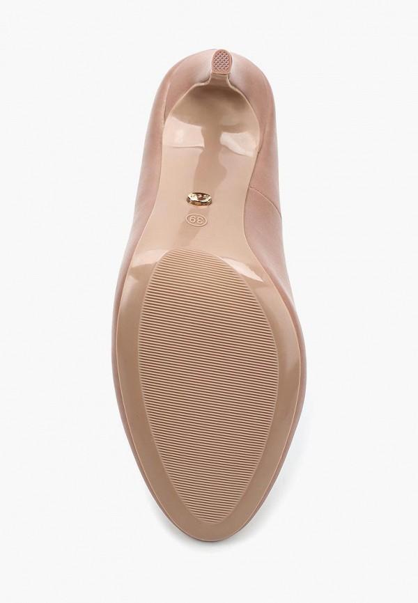 Фото 3 - женские туфли Stephan розового цвета