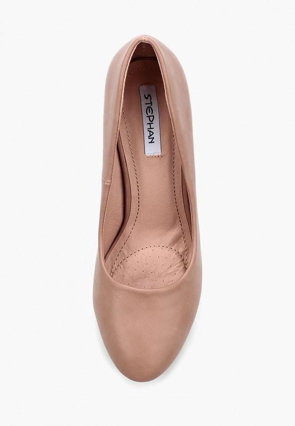 Фото 4 - женские туфли Stephan розового цвета