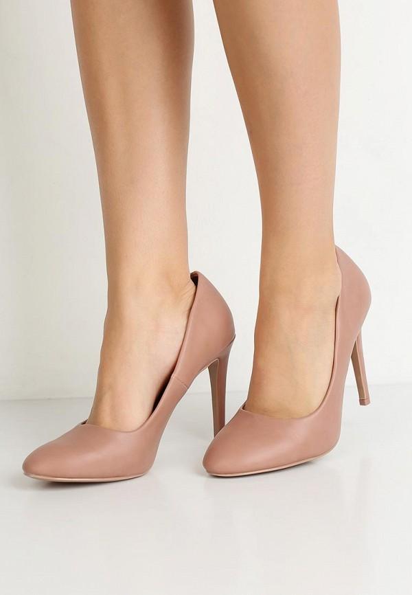 Фото 5 - женские туфли Stephan розового цвета