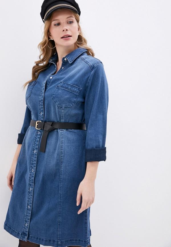 купить Платье джинсовое Studio Untold Studio Untold ST038EWGFVV7 онлайн