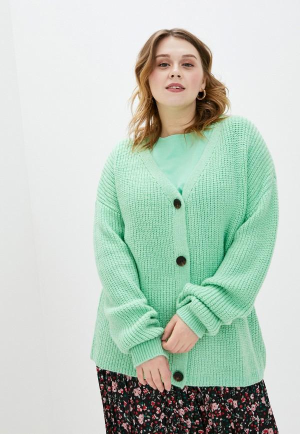 женский кардиган studio untold, зеленый
